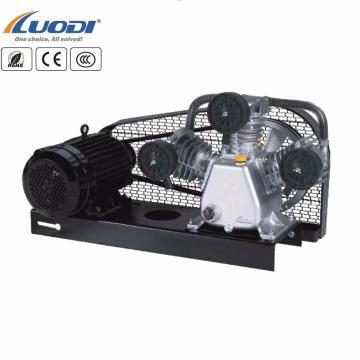 Compresor de aire de la placa base (sin tanque de aire)