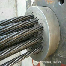 7Wires Low Ralaxation Prestressed Concrete Strand