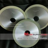 Vitrified bond Diamond Wheels, Nature diamond polishing and bruting