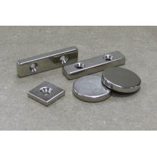 NdFeB Барный магнит Спеченный неодимовый железный борон