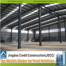 Taller, almacén, acero, estructura, fábrica