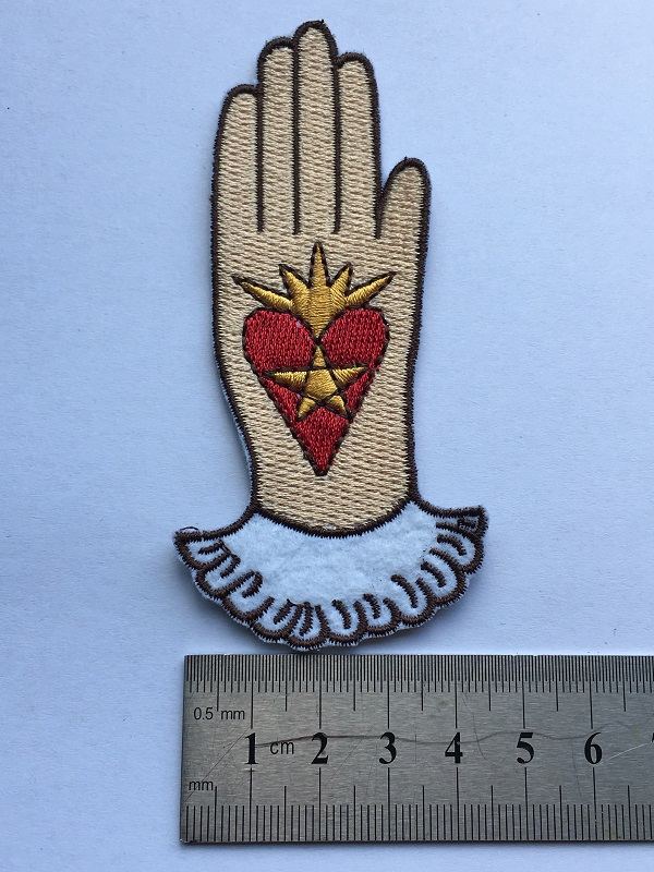 Patches Embroidery Badge