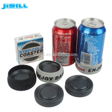 Portátil redondo personalizado Can Cooler Holder Drink Cooler