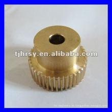 Messing Ritzel Getriebe Modul 1