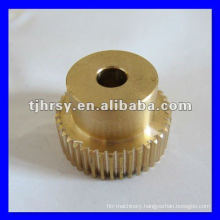 Brass pinion gear Module 1