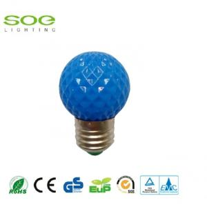 1.5W warna PC LED Light Bulb kecil