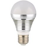 G60-60-SMD-WW-SILVER LED light bulb
