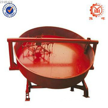 High capacity disc granulator equipment  with ISO9001:2000