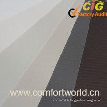 Stores enrouleurs tissu, fabriqué en 100 % Polyester
