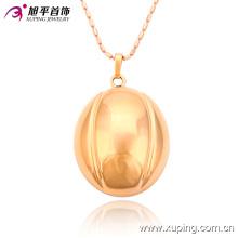 32369-Xuping gros guangzhou usine bijoux mode charme 18 carats plaqué or pendentif