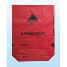 Square Bottom Paper Bag for Feedstuff Additive