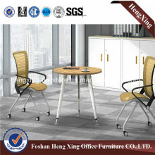 Hot Selling Modern Round Shape Conference Table (HX-MT5074)