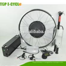prix de gros 48 V 1000 W kit de conversion de vélo électrique