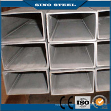 ERW Hot Galvanized Square Steel Pipe