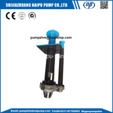 Anti-slitage Verticle slurry sump pump