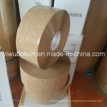 BOPP Semi Adhesive Jumbo Roll Tape 144mm Width
