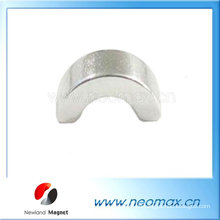 Bogenform Neodym-Magnet
