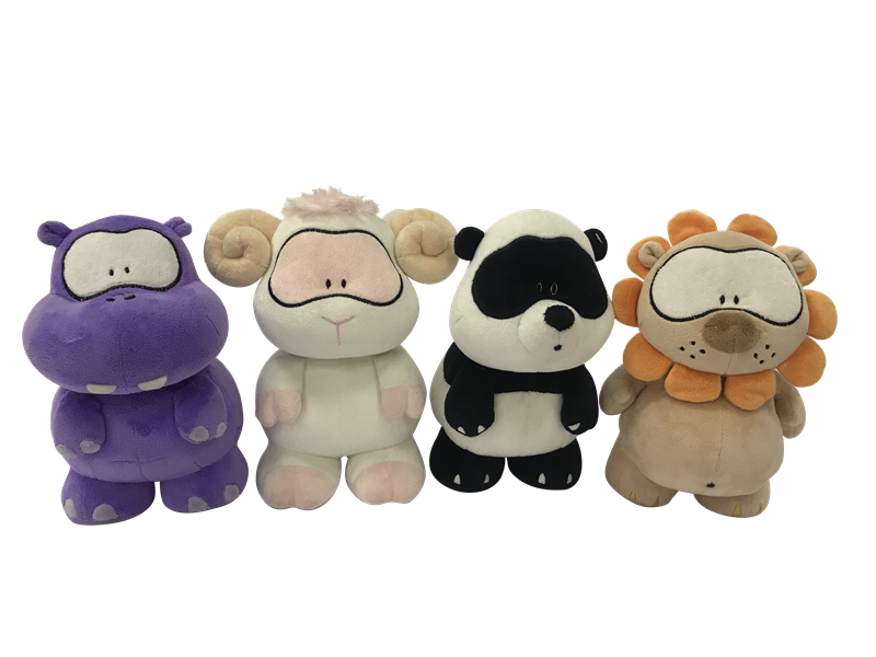 Animal Toys Stuffed