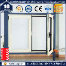 Ventana de batiente térmico de aluminio