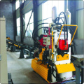 New Style Angle Steel Punching Shearing line