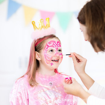 FDA Compliant Body and Face Painting Supplies