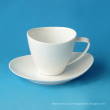Conjunto de xícara de café de porcelana, estilo # 433