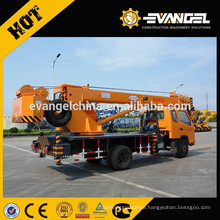 High Quality 8Ton Mini Telescope Truck Cranes YGQY8H