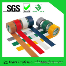 150-230mic Thickness Cloth Duct Tape with Customized Color