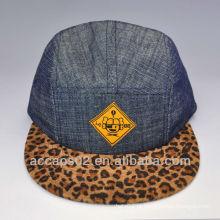 Leopardo 5 chapéus de painel