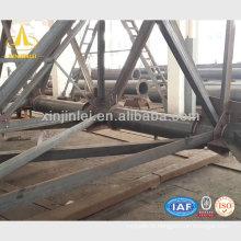Torre de transmissão galvanizada 220kv