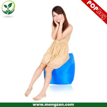 stock wholesale cover round stool leather chair