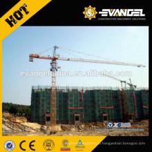 Модель 7015 10 тонн крана башни конструкции здания башенный кран