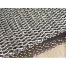 Acoplamiento de la correa del transportador del acero inoxidable para la máquina