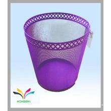 Нестандартная конструкция коробки упаковки низкое moq для фиолетовых банок