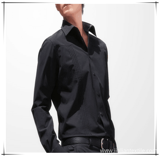 black color shirt fabric