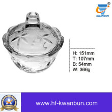 High Quality Sweetmeat Bowl Glass Kitchenware Kb-Hn0368
