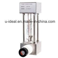 Lzm-Series Plexiglass Flowmeter-Flows Ensor-Rotameter Flow Meter