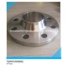 Нержавеющая сталь ANSI B16.5 Фланец для сварки