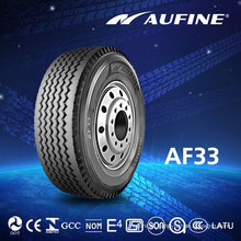 Melhor pneu de caminhão radial de qualidade chinês com todo o certificado