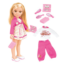 17 Inch Fashion Doll Girl Toy (H0318196)
