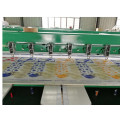 Embroidery Machine for Window Curtain with High Speed