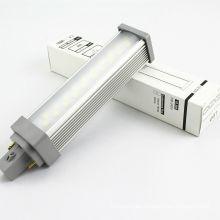 g24 bombilla led 10.5w ángulo de haz 120degree plc lámpara