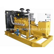200kw / 250kva generador de gas natural
