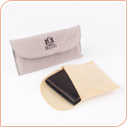 Small envelop velvet wallet bags gift packing bag manufacturer