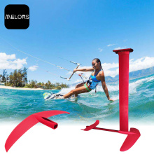 Red Color High Quality Aluminum Kite Surfing Hydrofoil