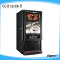 2015 CE Approved LED Hot Chocolate Coffee Machine