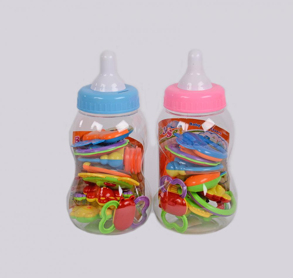 Various Styles Plastic Baby Rattles