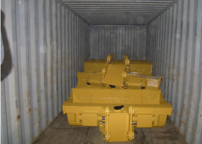 Rock Buckets for Caterpillar Cat336
