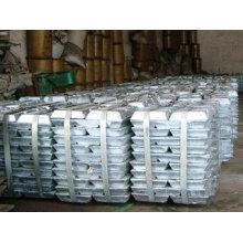 Lingote de zinco puro de alta qualidade 99,99% 99,995% Preço de Fábrica