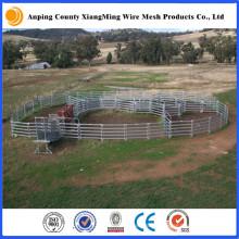 Portable Livestock Fence Panels Bull Panels Galvanized Cattle Panel
